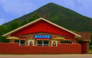 Rock House Ice Cream